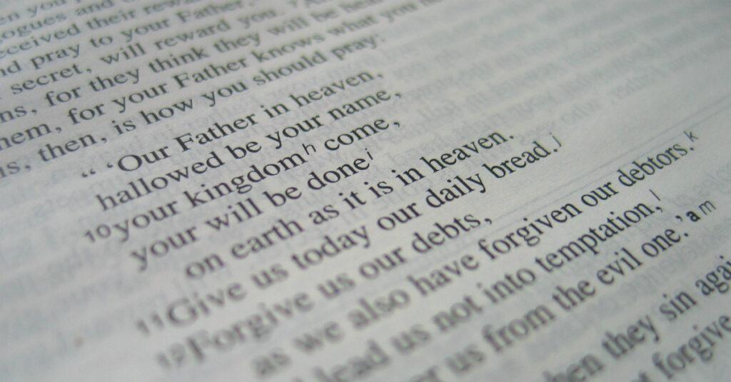 """¿Cuál es el significado de """"hágase tu voluntad"""" en el Padrenuestro?"""
