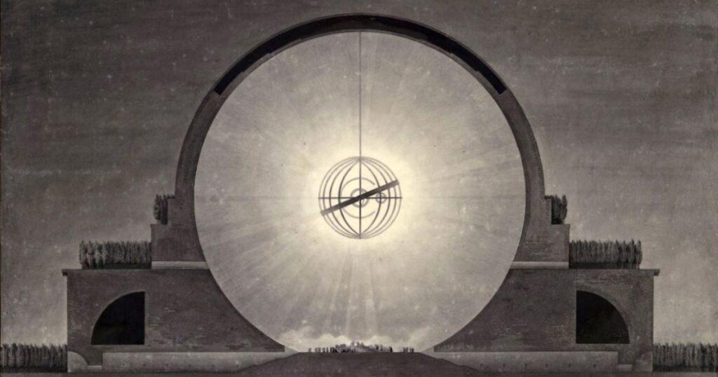Un cenotafio para Newton: la poesía de los espacios públicos, la arquitectura de la sombra y cómo los árboles inspiraron el primer diseño de planetario del mundo