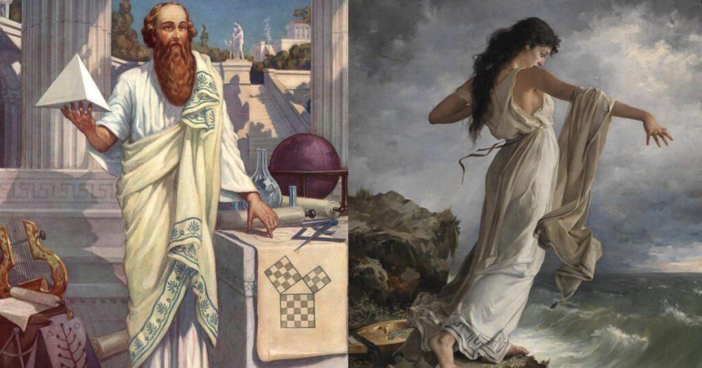 Cómo Pitágoras y Safo radicalizaron la música y revolucionaron el mundo