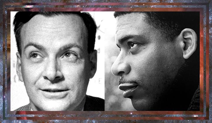 Amor y simetría: el poeta A. Van Jordan imagina la conferencia de Feynman no pronunciada sobre el misterio que se encuentra entre la verdad científica y el significado humano