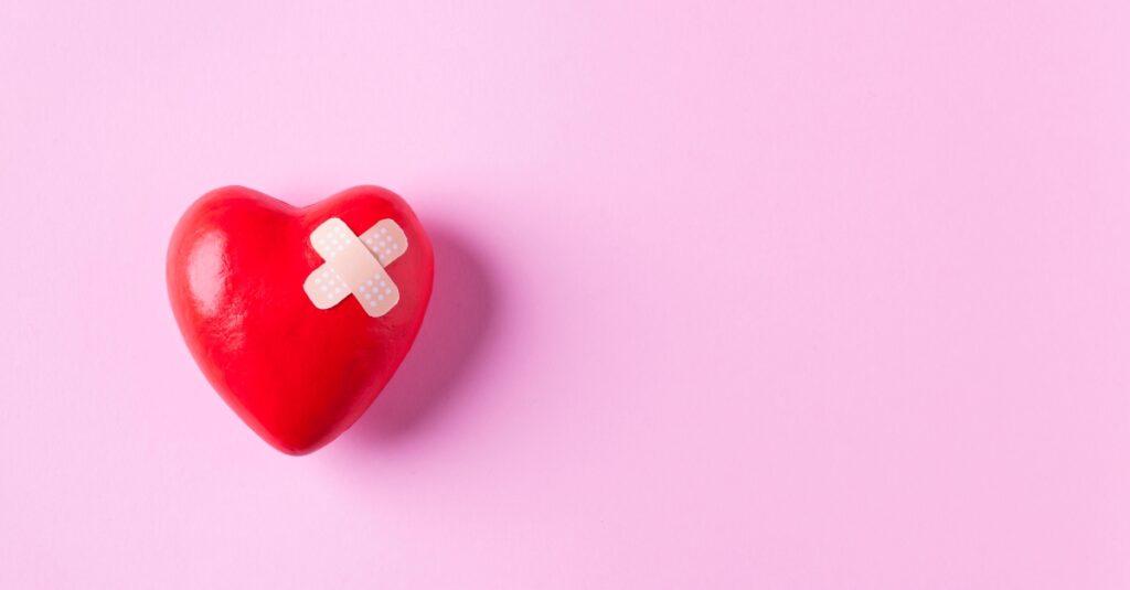 7 oraciones de sanación para corazones rotos