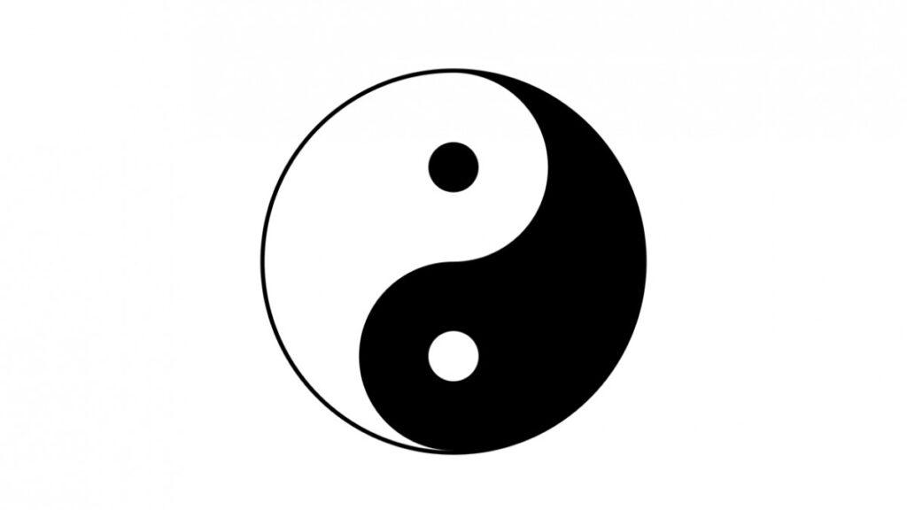 La teoría del Yin y el Yang