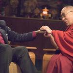 Arzobispo Desmond Tutu y Su Santidad el Dalai Lama