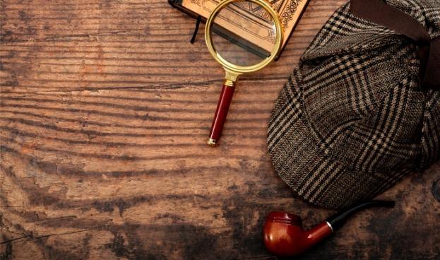 Misterios y el detective espiritual